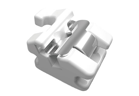 Glacier Ceramic Self-ligating Brackets