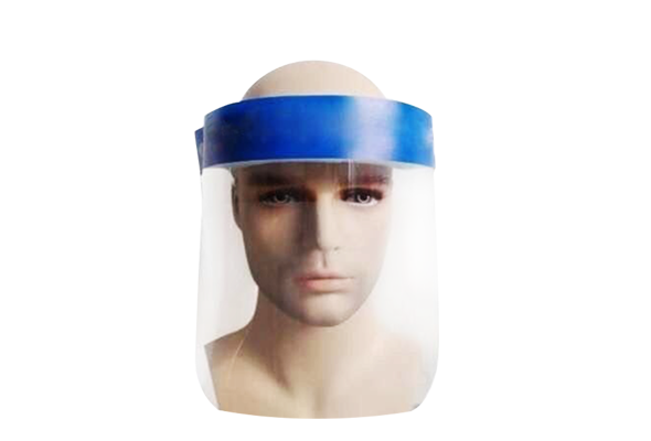 medical plastic face shield